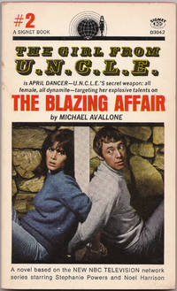image of The Girl from U. N. C. L. E. #2 the Blazing Affair
