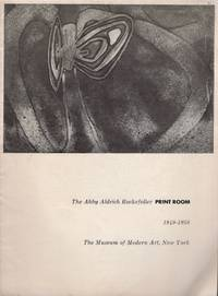 The Abby Aldrich Rockefeller: Print Room 1949-1958