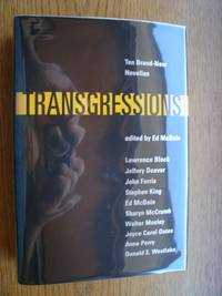 Transgressions by  Donald Westlake  Anne Perry - Signed First Edition - 2005 - from Scene of the Crime Books and Biblio.com.au