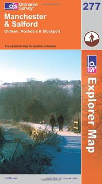 image of Manchester and Salford (Explorer Maps) (OS Explorer Map)
