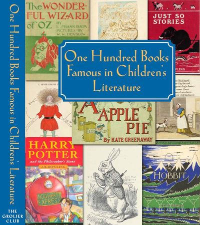 ONE HUNDRED BOOKS FAMOUS IN...