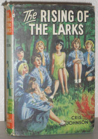 The Rising of the Larks (SIGNED COPY) by Cris Johnson - Signed First Edition - 1966 - from Washburn Books and Biblio.com