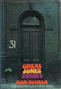 Great Jones Street
