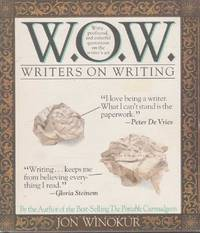W.O.W. Writers on Writing