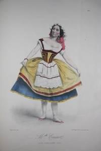 Danseuses de l'Opera Costumes des Principaux Ballets Dessines par Alophe