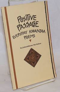 Positive passage, everyday Kwanzaa poems