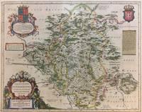 Palatinatus Posnaniensis in Maiori Polonia Primarii Nova Delineato Per G. F. M.