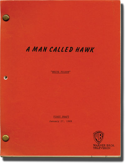 Burbank, CA: Warner Brothers / American Broadcasting Company , 1989. First Draft script for the seas...