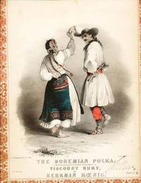 The Bohemian Polka.  Composed & Respectfully Dedicated to Viscount Bury.