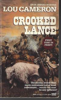 CROOKED LANCE by Cameron, Lou - 1989-06-27