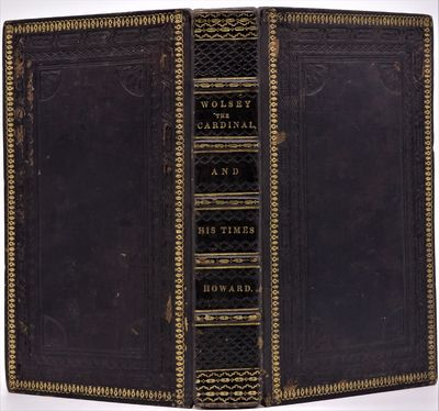London: Printed for Sherwood, Jones, and Co., 1824. Title vignette (coat of arms). xv, 590 pages, 1 ...