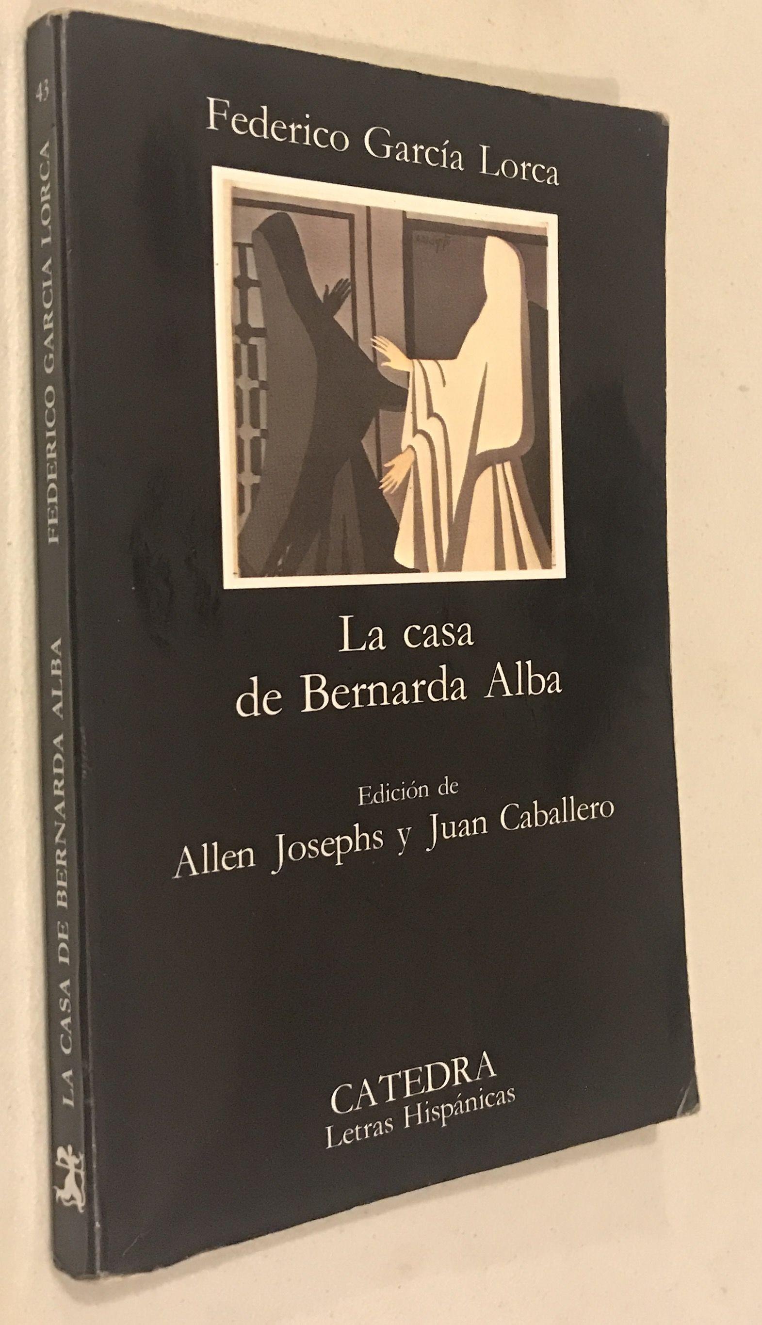 9788437600680 - La Casa De Bernarda Alba by Allen.; Juan Caballero Josephs