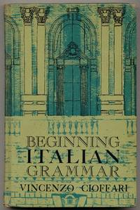 image of Beginning Italian Grammer