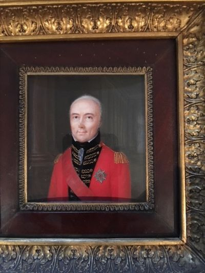 Sir George Beckwith KCB