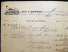 View Image 2 of 6 for 1862 Port of Philadelphia Manuscript & Printed Bill of Lading Entry of Merchandise Customs Duties fo... Inventory #25424