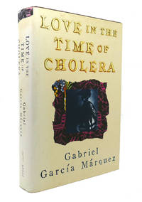 LOVE IN THE TIME OF CHOLERA by Gabriel Garcia Marquez - First Edition; First Printing - 1988 - from Rare Book Cellar and Biblio.com