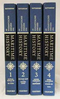 The Oxford Encyclopedia of Maritime History [4 volumes complete]