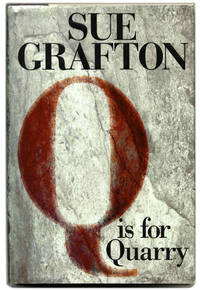 """image of """"Q"""" is for Quarry  - 1st Edition/1st Printing"""