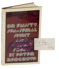 Dr. Faust's Sea-Spiral Spirit and Other Poems (Signed First Edition)