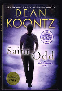 image of Saint Odd: An Odd Thomas Novel by Koontz, Dean (2015) Hardcover