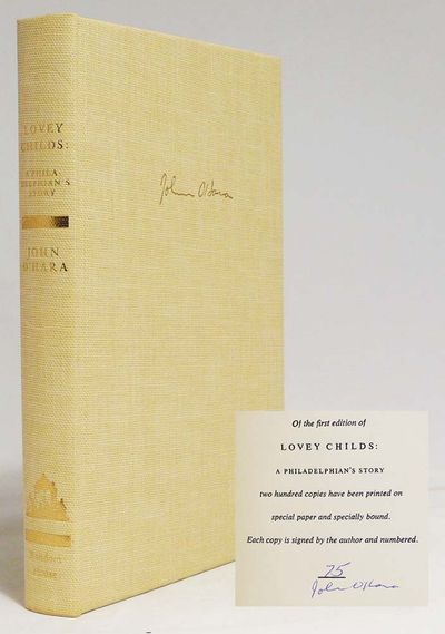 New York: Random House, (1969), 1969. First edition, limited issue, number 75 of 200 numbered copies...