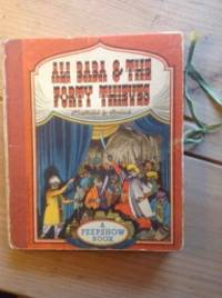 Ali Baba and the Forty Thieves by Anonymous - 1950