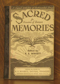 SACRED MEMORIES FOR OCCASIONS OF REVERENCE