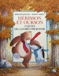 image of Hérisson et ourson: contes de la forêt profonde