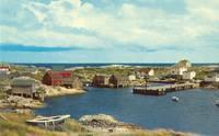 Canada – On the Beautiful South Shore of Nova Scotia, unused Postcard