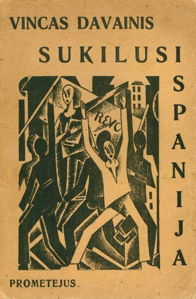 Sukilusi Ispanija [Spain in revolt]