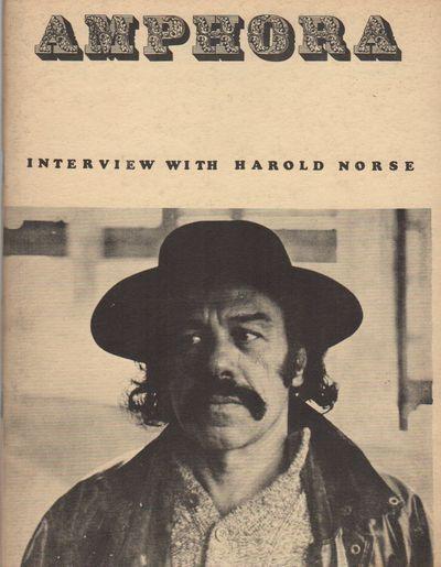 (San Francisco / Berkeley, CA): (The Headstone Press / Thorp Springs Press), (1972). First Edition. ...
