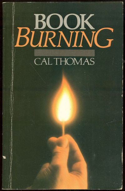 BOOK BURNING, Thomas, Cal