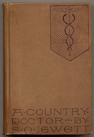 Boston: Houghton, Mifflin and Company, 1884. Hardcover. Very Good. First edition. 12mo. Decorative t...