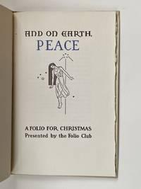 [Violet Oakley Interest- Folio Club, Eldon Press- Edith Emerson's Copy] And on Earth, Peace