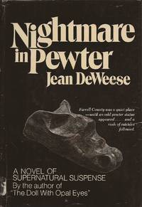 Nightmare in Pewter: A Novel of Supernatural Suspense