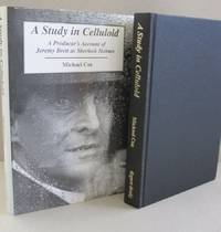 A Study in Celluloid: A producer's Account of Jeremy Brett as Sherlock Holmes by Michael Cox - Hardcover - First edition - 1999 - from Midway Used and Rare Books and Biblio.co.uk