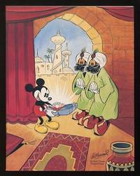 The Malcolm Willits Collection of Mickey Mouse Paintings by Floyd  Gottfredson