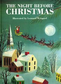 The Night Before Christmas by Clement C. Moore - Hardcover - 1997-01-01 - from Tulsabookfinder (SKU: SKU1035100)