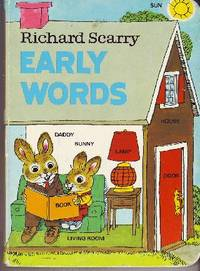 Early Words by  Richard Scarry - Hardcover - 1976 - from Odds and Ends Shop and Biblio.com