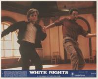 image of White Nights (Two original color photographs from the 1985 film)