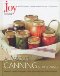 image of Joy of Cooking: All About Canning & Preserving (Joy of Cooking All About Series)