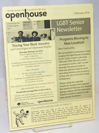 Openhouse LGBT Senior Newsletter: February 2016