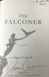 THE FALCONER (SIGNED, DATED & NYC)