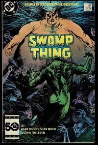 image of The Saga of Swamp Thing No.38 July 1985