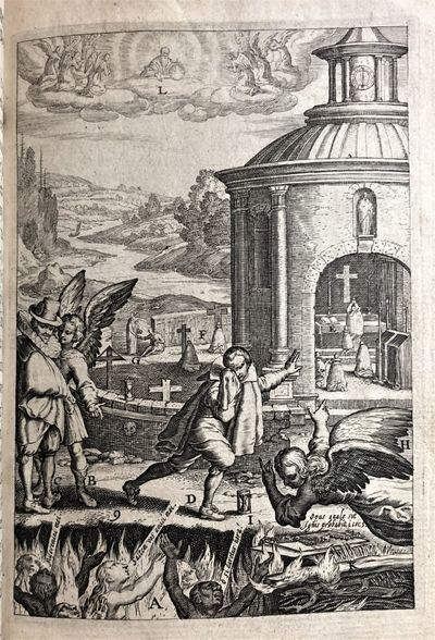Antwerp: Hendrick Aertssens, 1622. Thick 8vo (193 x 116 mm). , 881 (recte 883), pages. Black letter,...