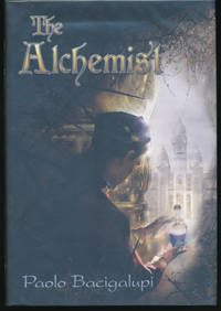 The Alchemist by Paolo Bacigalupi - Signed First Edition - 2011 - from F&SF Books (SKU: hc0031)
