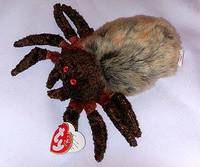 Hairy the Spider