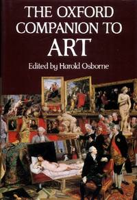 image of The Oxford Companion to Art