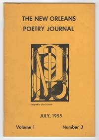 The New Orleans Poetry Journal, Volume 1, Number 3 (July 1955)