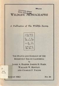 The status and ecology of the Roosevelt elk in California